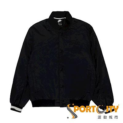NIKE AIR 棒球外套 AR1838010 黑