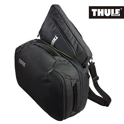 THULE-Subterra Carry 40L肩背兩用旅行包TSD-340-暗灰