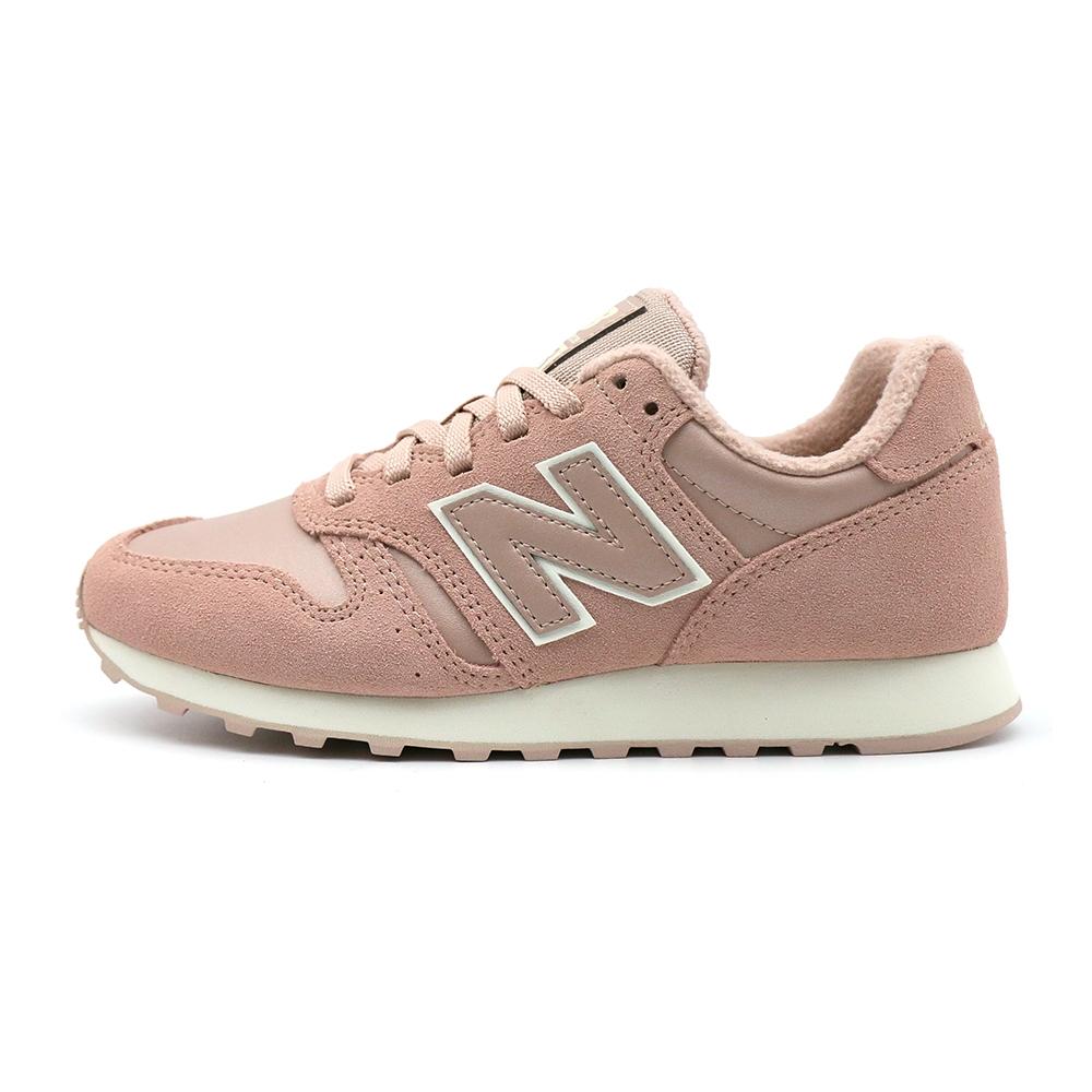 New Balance  373復古鞋 女休閒鞋-粉-WL373PPI-B