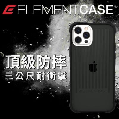 美國 Element Case iPhone 13 Pro Max Special Ops 特種行動軍規防摔殼 - 透黑