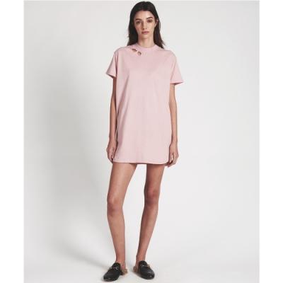 OneTeaspoon 洋裝 COTTON DRESS - 女(粉)