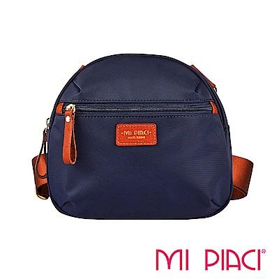 MI PIACI-NINA-斜背包/腰包-海軍藍-1991019