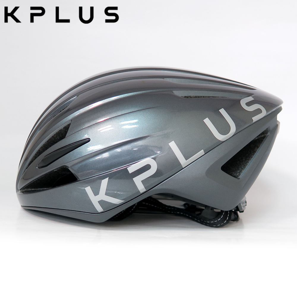 KPLUS 單車安全帽S系列公路競速QUANTA Helmet-灰