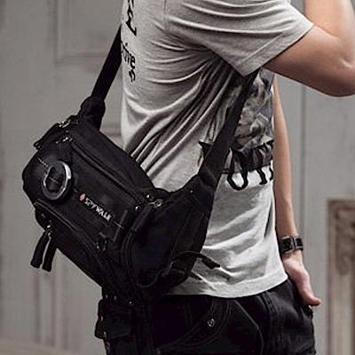 BuyGlasses 多格層機能性腰背式包
