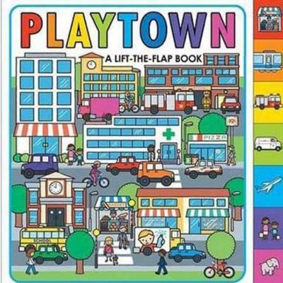 Playtown:Playtown 歡迎來到歡樂城硬頁翻翻操作書(英國版)