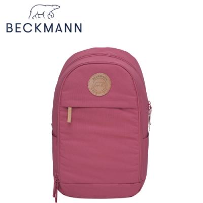 Beckmann-小大人護脊後背包 26L - 玫紅