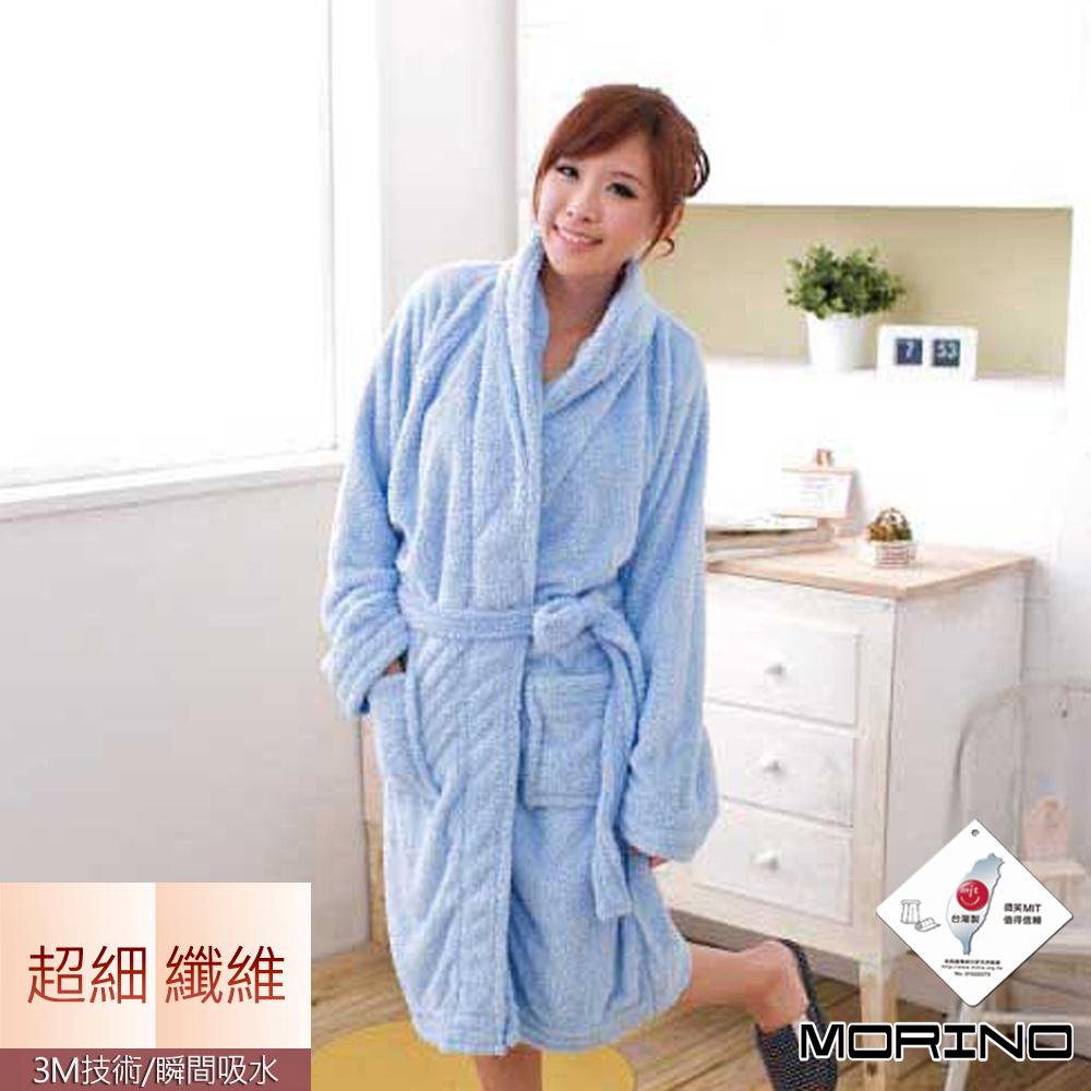 超細纖維速乾浴袍/睡袍 MORINO摩力諾