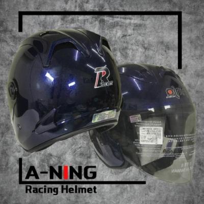 A-NING 時尚R帽|類經典Arai安全帽|雙導流|貓耳|外銷日本式樣款|機車|K1