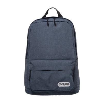 【OUTDOOR】極簡生活3.0-15.6吋筆電後背包-藍色丹寧 OD281100BLD
