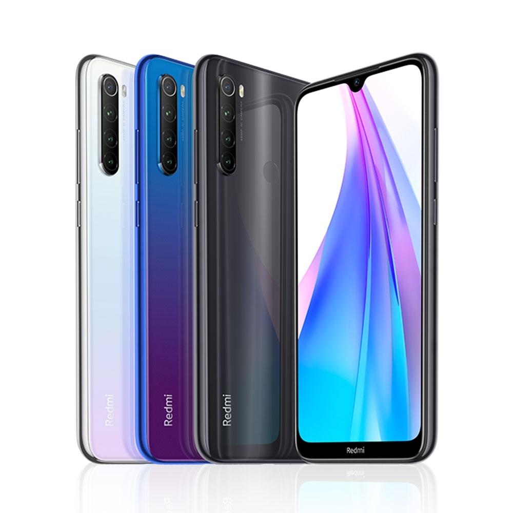 【福利品】MI 紅米 Note 8T (3G/32G) 6.3吋四鏡頭智慧型手機