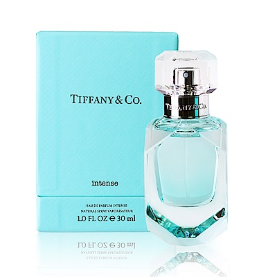 Tiffany & Co.Intense同名晶鑽女性淡香精30ml