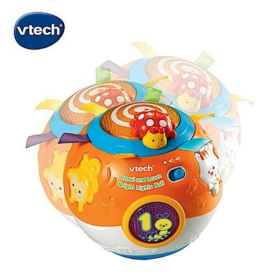 【Vtech】炫彩聲光滾滾球
