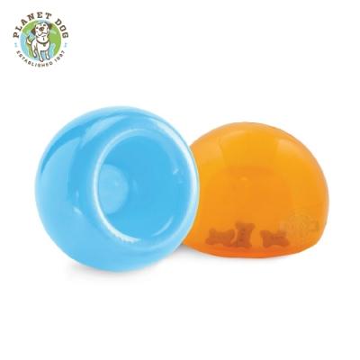 美國 Planet Dog Snoop 68743 耐咬埋鼻缽 L 狗玩具 寵物玩具 漏食 趣味 安全 堅韌耐咬