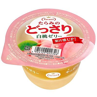 Tarami 達樂美果凍-白桃(230gx6入)