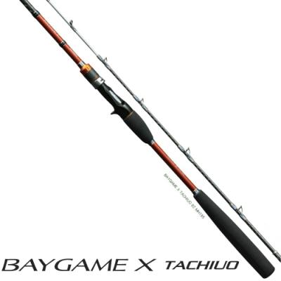 【SHIMANO】BAYGAME TACHIUO 82 H190 船竿 (24978)