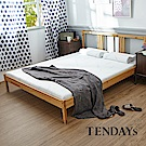 TENDAYS DISCOVERY 柔眠床墊(晨曦白) 6尺加大雙人 5.5cm厚