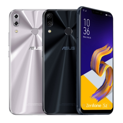 【拆封新品】ASUS ZenFone 5Z ZS620KL (8G/256G) 6.2吋智慧手機