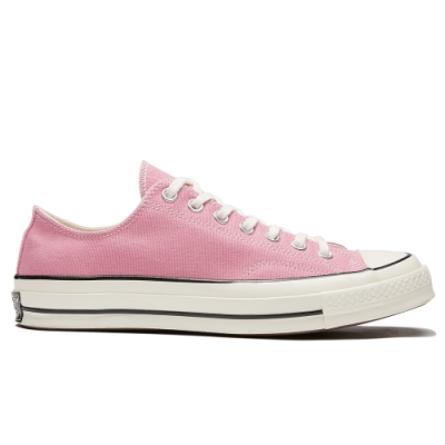 CONVERSE CHUCK 70 OX 經典款 中 低筒休閒鞋 粉 164952C