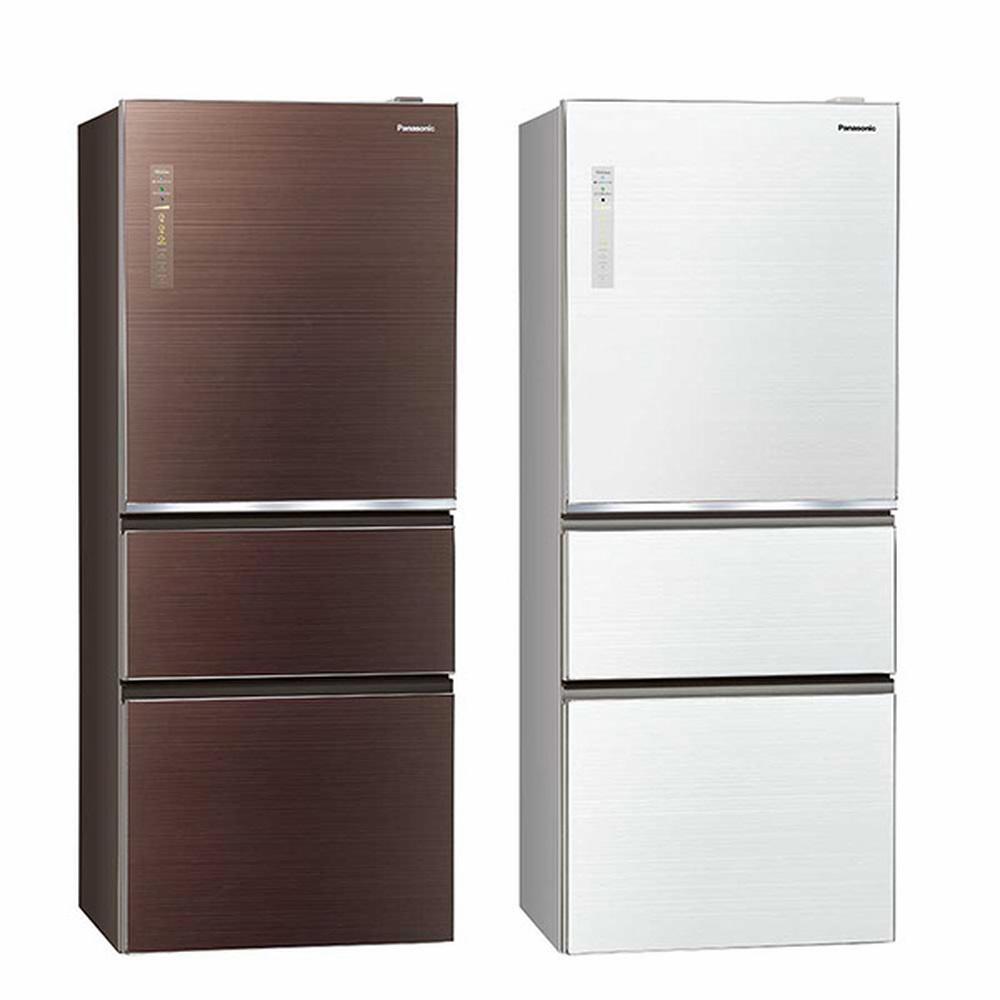Panasonic國際牌 500L 1級變頻4門電冰箱 NR-C500NHGS 台松