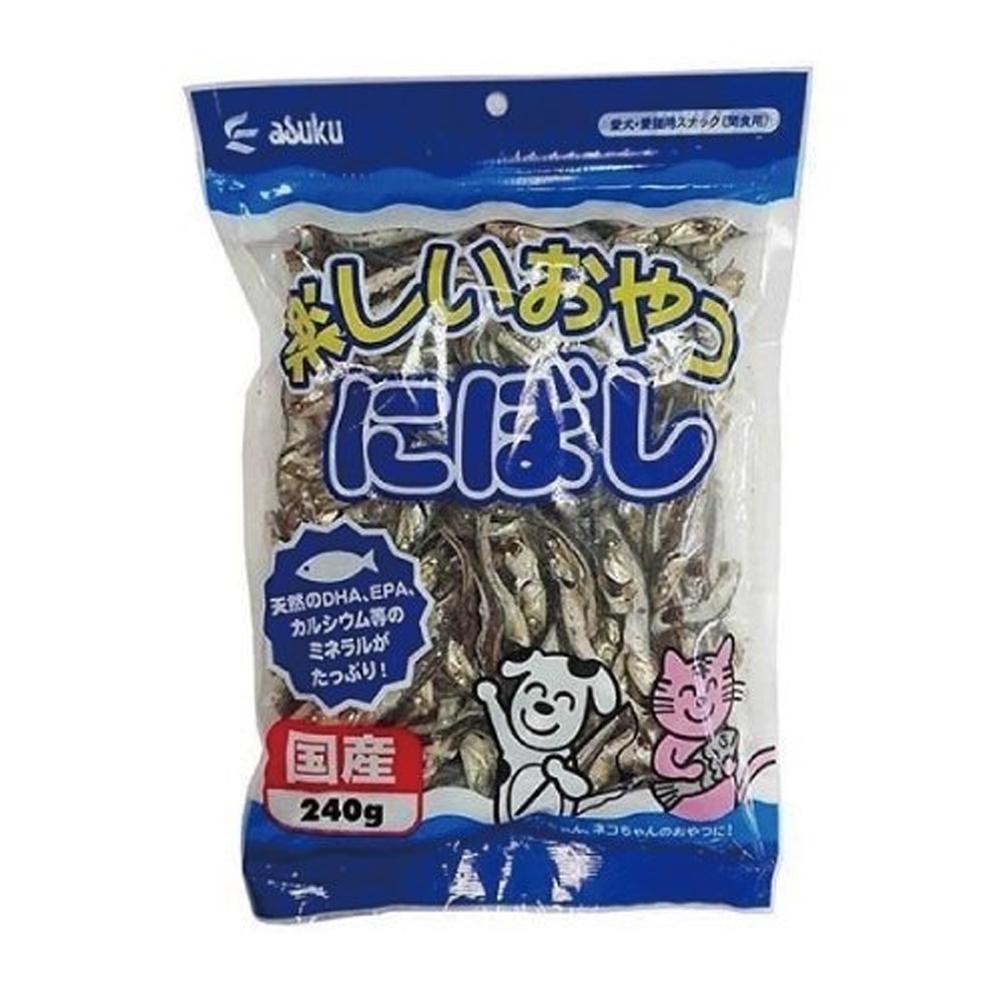 asuku 日本藍《大魚乾》經濟包 240g /2包組