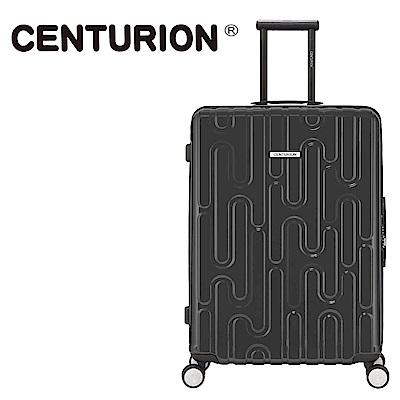 CENTURION百夫長29吋行李箱─巴拉克歐巴馬P44(拉鍊箱)