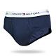 Tommy Hilfiger Cotton Classics男內褲 經典款棉質高彈性三角褲/Tommy內褲-海軍藍 product thumbnail 1