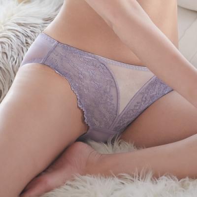 蕾黛絲-穩包靠過來搭配低腰內褲 M-EL 情人紫
