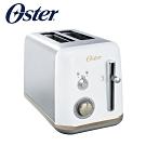 美國Oster-舊金山都會經典厚片烤麵包機(鏡面白)