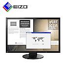 FlexScan EV2430黑色 24吋/多訊號輸入/低藍光低閃頻護眼16:10寬螢幕