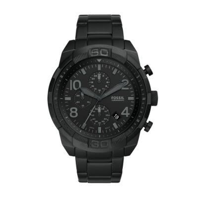 FOSSIL 移動城市型男腕錶(FS5712)50mm