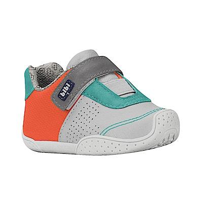 巴西BiBi童鞋_休閒鞋-灰橘綠923118