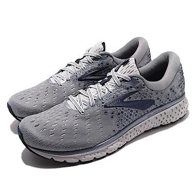 Brooks 慢跑鞋 Glycerin 17 2E 寬楦 男鞋