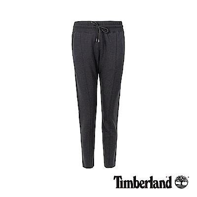 Timberland 女款黑色舒適休閒運動褲|B3201