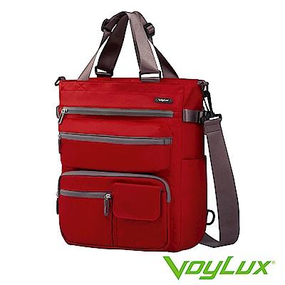 VoyLux 伯勒仕-VEGO系列-四用托特包-3580112紅色