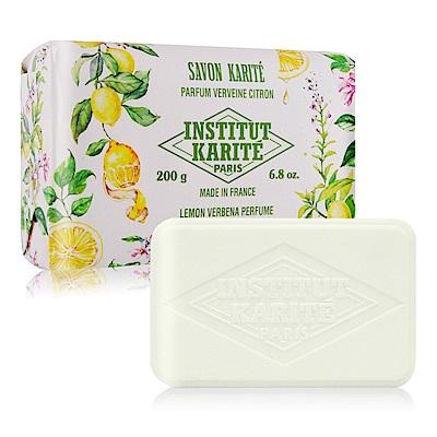 Institut Karite Paris 巴黎乳油木 檸檬馬鞭草花園香氛手工皂200g