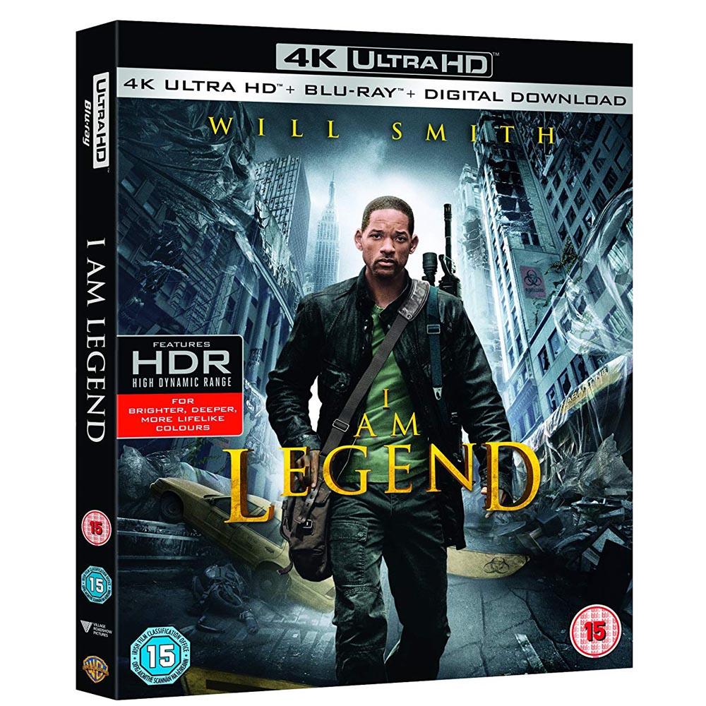 我是傳奇 4K UHD+ BD雙碟限定版