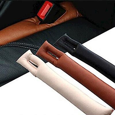 威力鯨車神 高質感汽車用椅縫防漏PU彈性墊(2入)