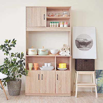 《HOPMA》DIY巧收高廚房收納櫃