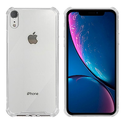 Metal-Slim Apple iPhone XR PC+TPU雙料防摔空壓手機殼