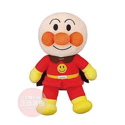 麵包超人-蓬蓬微笑布偶S PLUS 麵包超人