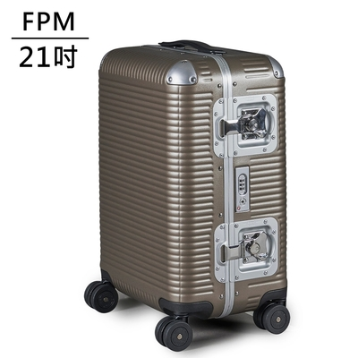 FPM MILANO BANK LIGHT Almond系列 21吋登機箱 摩登金 (平輸品)