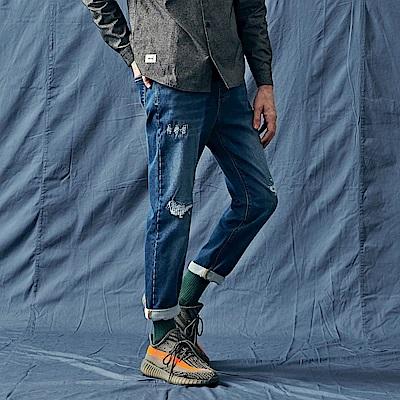 CACO-201重磅款牛仔褲(兩色)-男【QNA106】