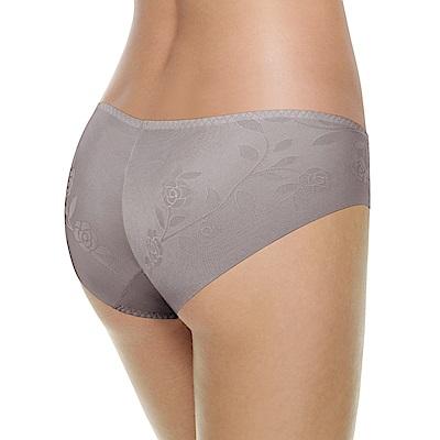 黛安芬-STRETTY小褲 零著感系列低腰褲 M-EL 可可棕