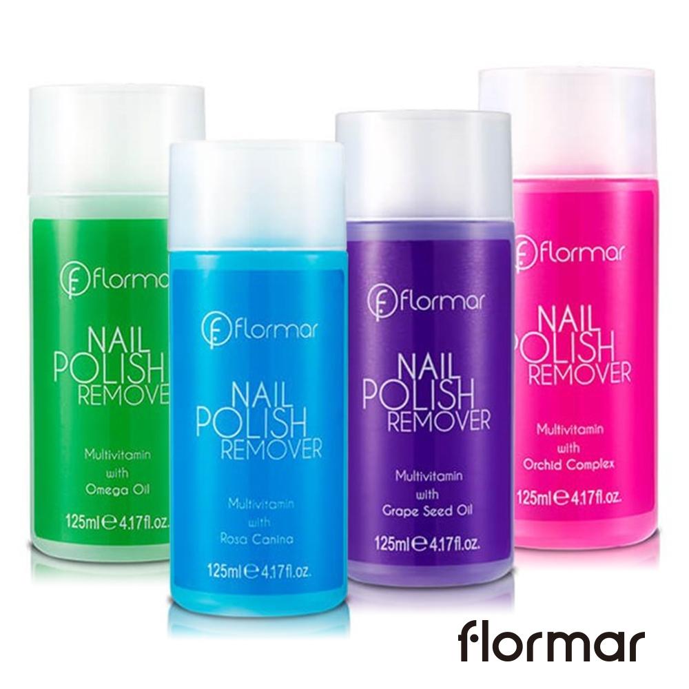 法國 Flormar-超淨化溫和護甲去光水125ml