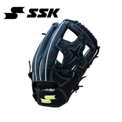 SSK  GREEN SERIES 棒球手套(綠金標)  黑   DWG3820-90A