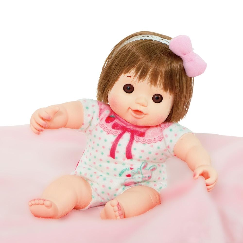POPO-CHAN娃娃-棉花糖小POPO-CHAN(知育洋娃娃)