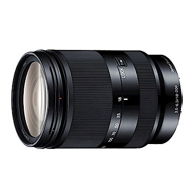 SONY E 18-200mm F3.5-6.3 OSS LE (平輸)