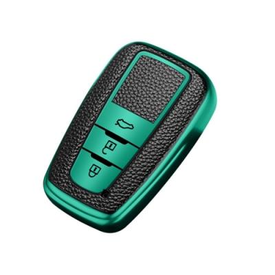 QinD Toyota 豐田車鑰匙保護套(三鍵款)