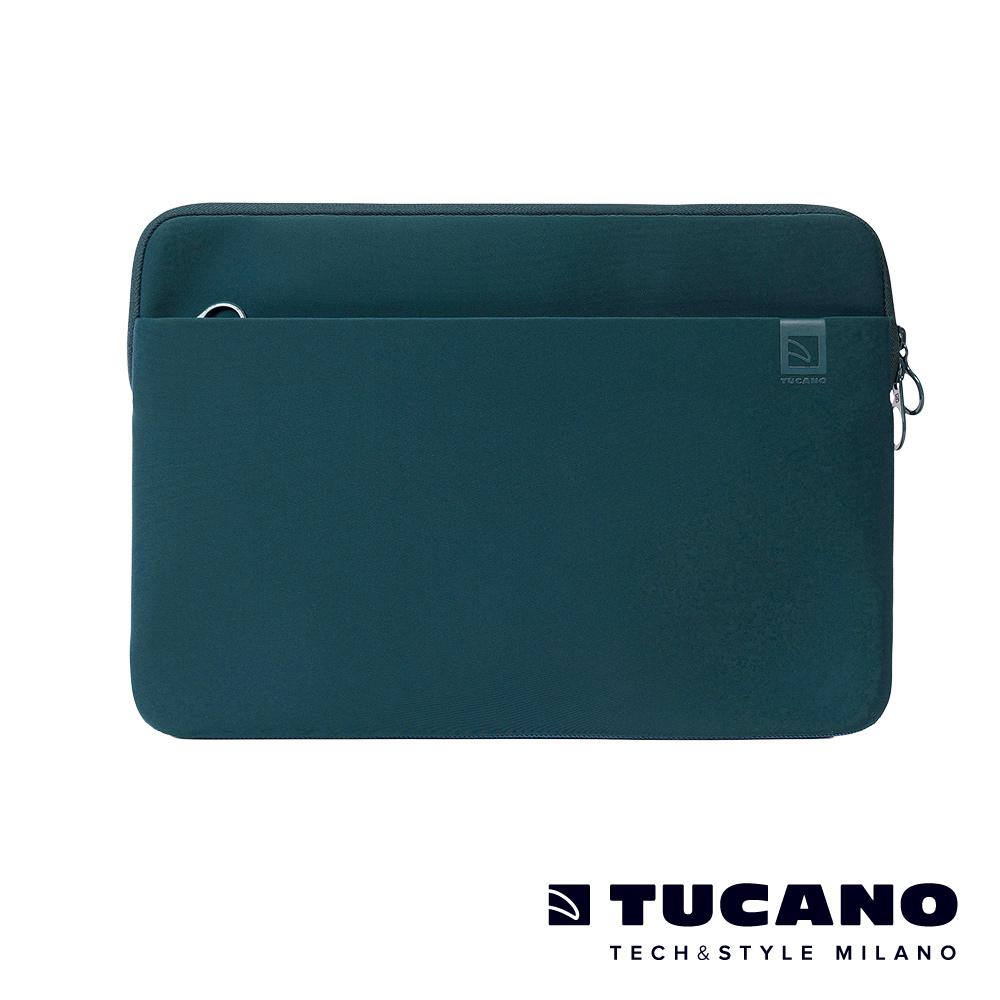 TUCANO TOP MB Pro Retina 15吋專用防震內袋-藍