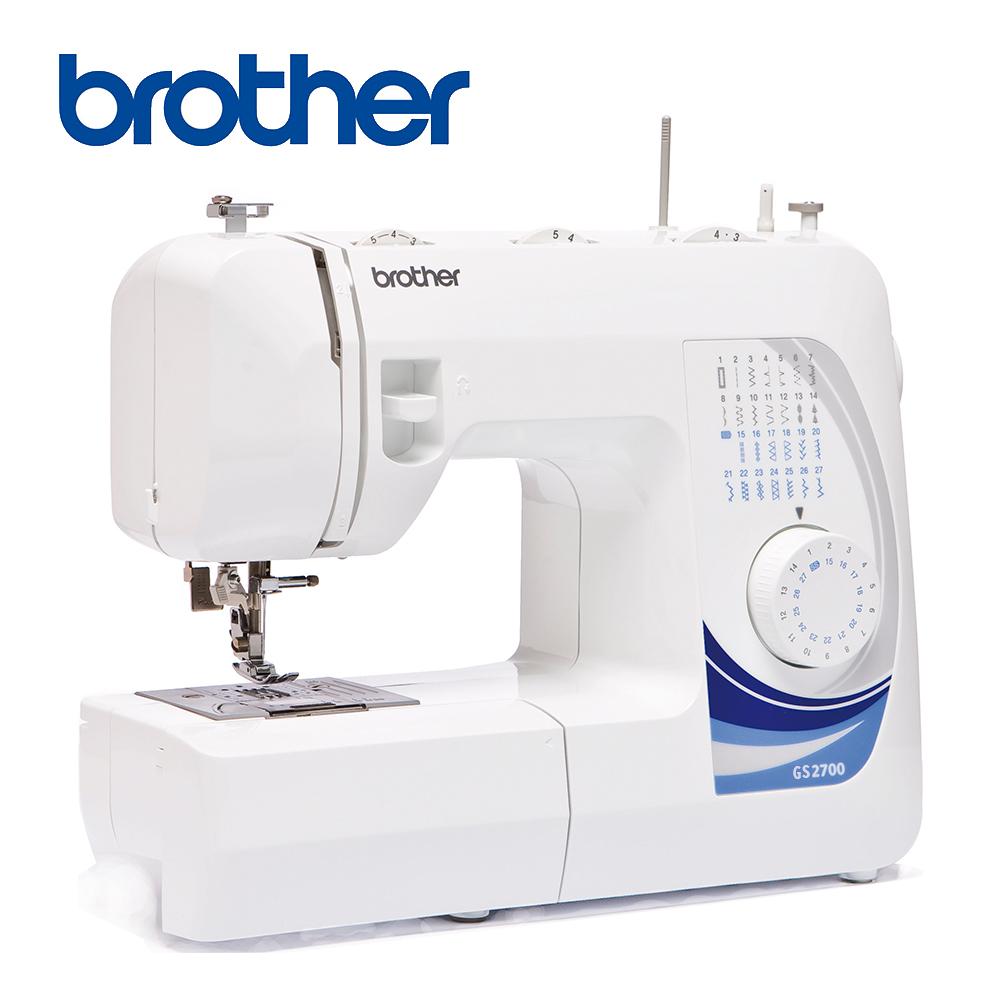館長推薦 日本brother 純愛葛瑞絲實用型縫紉機 GS-2700
